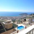 Villa mit atemberaubenden Blick über Alanya