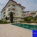 Wohnen im Herzen von Alanya 2+1, 2 Bäder, 2 Balkone