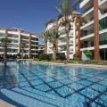 Alles was Sie sich wünschen, Pool, Hallenbad, Fitness, Sauna…. 1+1 Appartement in Alanya Oba zu verkaufen