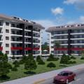 Neubau – Residenz mit Pool, Garten und Meerblick und vielen mehr in Kestel, Alanya zu verkaufen