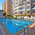 Außen Pool, Innenpool, Hamam, Sauna, Fitness 1+1 möbliertes Apartement- kommen Sie nur mit Ihrer Tasche